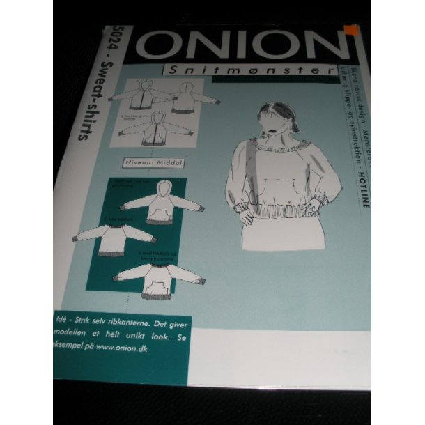5024 Sweat - shirts  onion